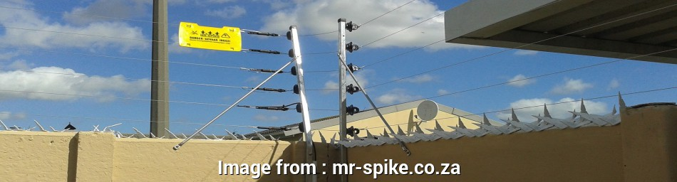 live wire electric fences western cape Mr Spike, Security Fencing, Electric Fencing Cape Town, Western Cape 12 Practical Live Wire Electric Fences Western Cape Photos