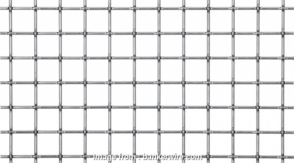 lock crimped woven wire mesh (L-442) 1