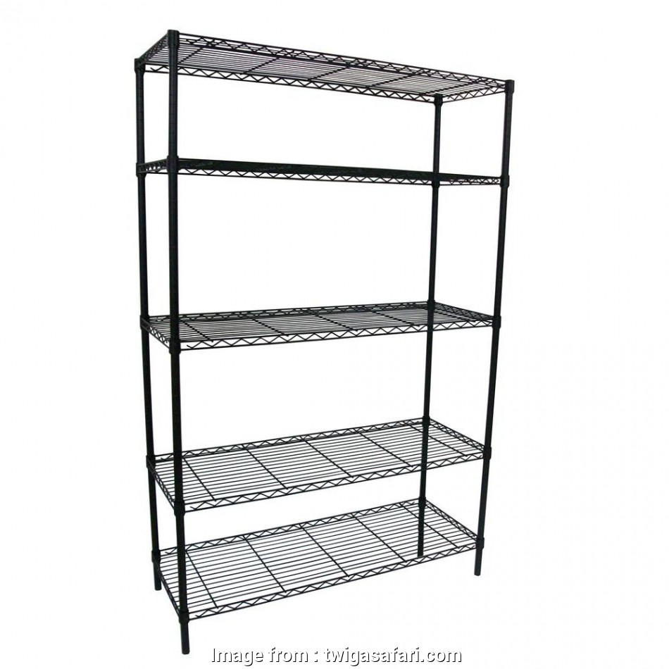 lowes wire shelving casters Garage Shelves & Racks Garage Storage, Home Depot Wire Storage Racks Home Depot Wire Storage Racks Lowes 10 Best Lowes Wire Shelving Casters Galleries