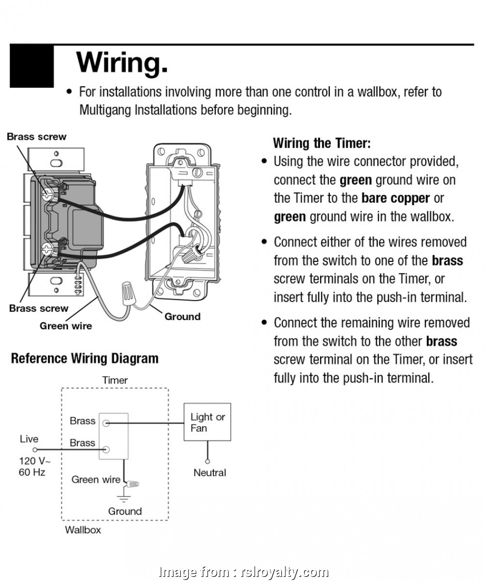 Lutron Dimmer Wiring Diagram | Wiring Diagram on