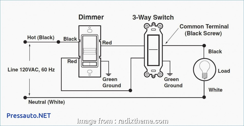 Lutron Dimmer Switch Wiring New Wiring Diagram Lutron