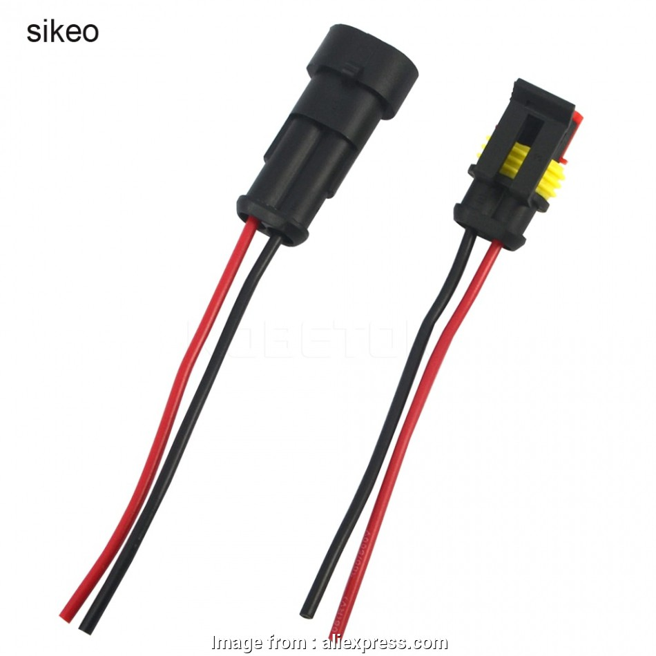 marine electrical wire connectors sikeo 5 sets, 2, Way Waterproof Electrical Wire Connector Plug, Marine, Car-in Battery Cables & Connectors from Automobiles & Motorcycles on 9 Top Marine Electrical Wire Connectors Solutions