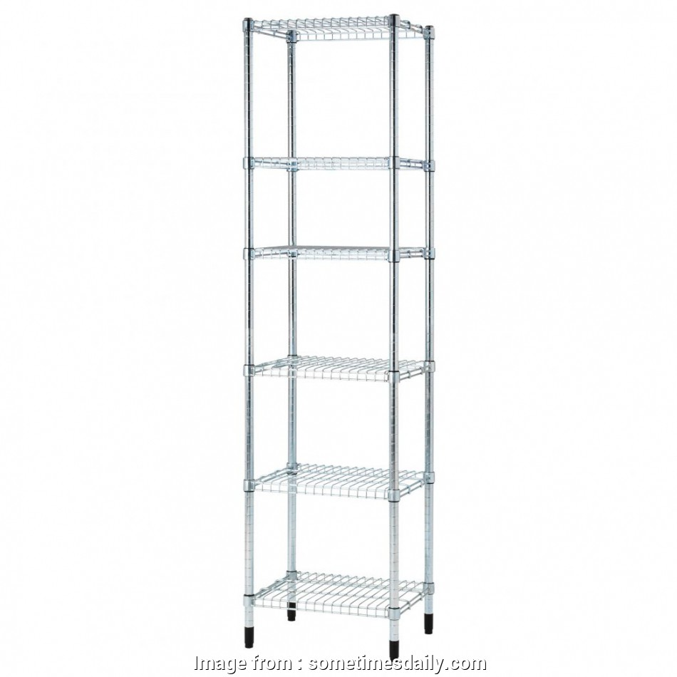 metal wire shelving ikea ... Kitchen Cupboard Storage Shelves Metal Shelving Racks With Wheels Metal Shelves, Kitchen Cabinets Metal Garage 10 New Metal Wire Shelving Ikea Pictures