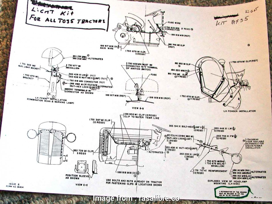 Mf  Electrical Wiring Diagram New Electrical  Lighting