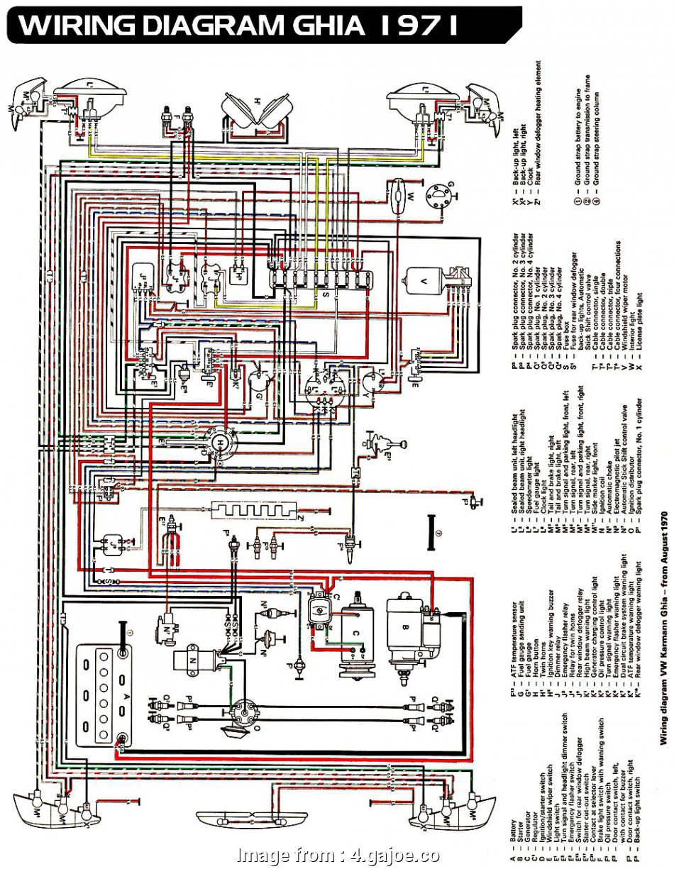 Mitsubishi Charging System Diagram