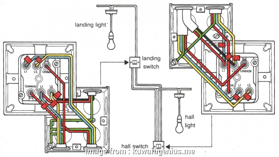 Mk 2  Switch Wiring Best Electrical  Do Wire This 2 Gang