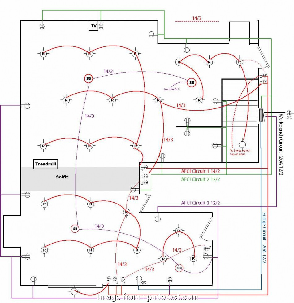 modern home electrical wiring Household Electrical Wiring Diagrams, Modern House, Diagram Beauteous 16 Best Modern Home Electrical Wiring Ideas