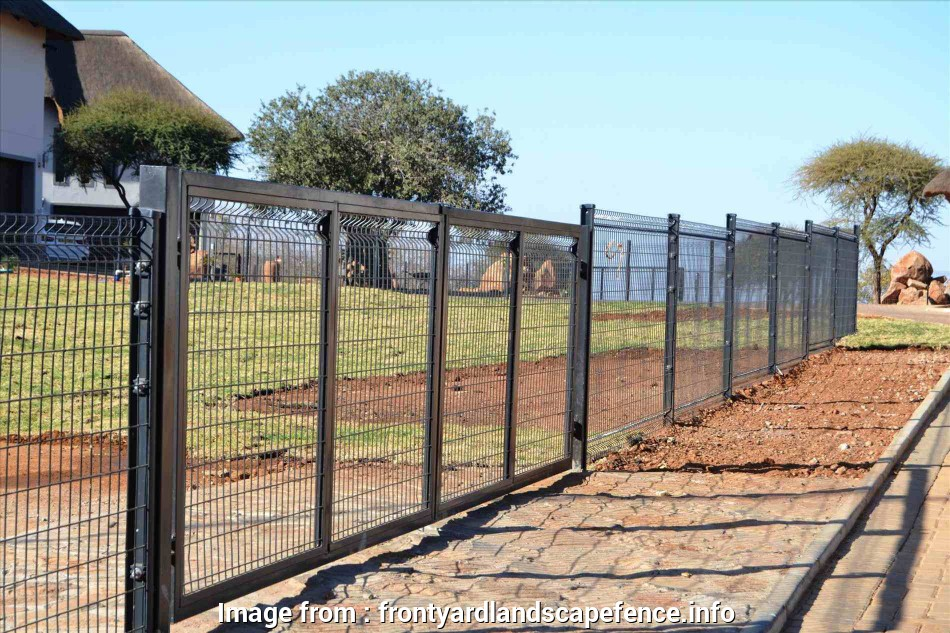 modern wire mesh fence Modern Wire Mesh Fence, Front Yard Landscape Fence 19 Top Modern Wire Mesh Fence Collections