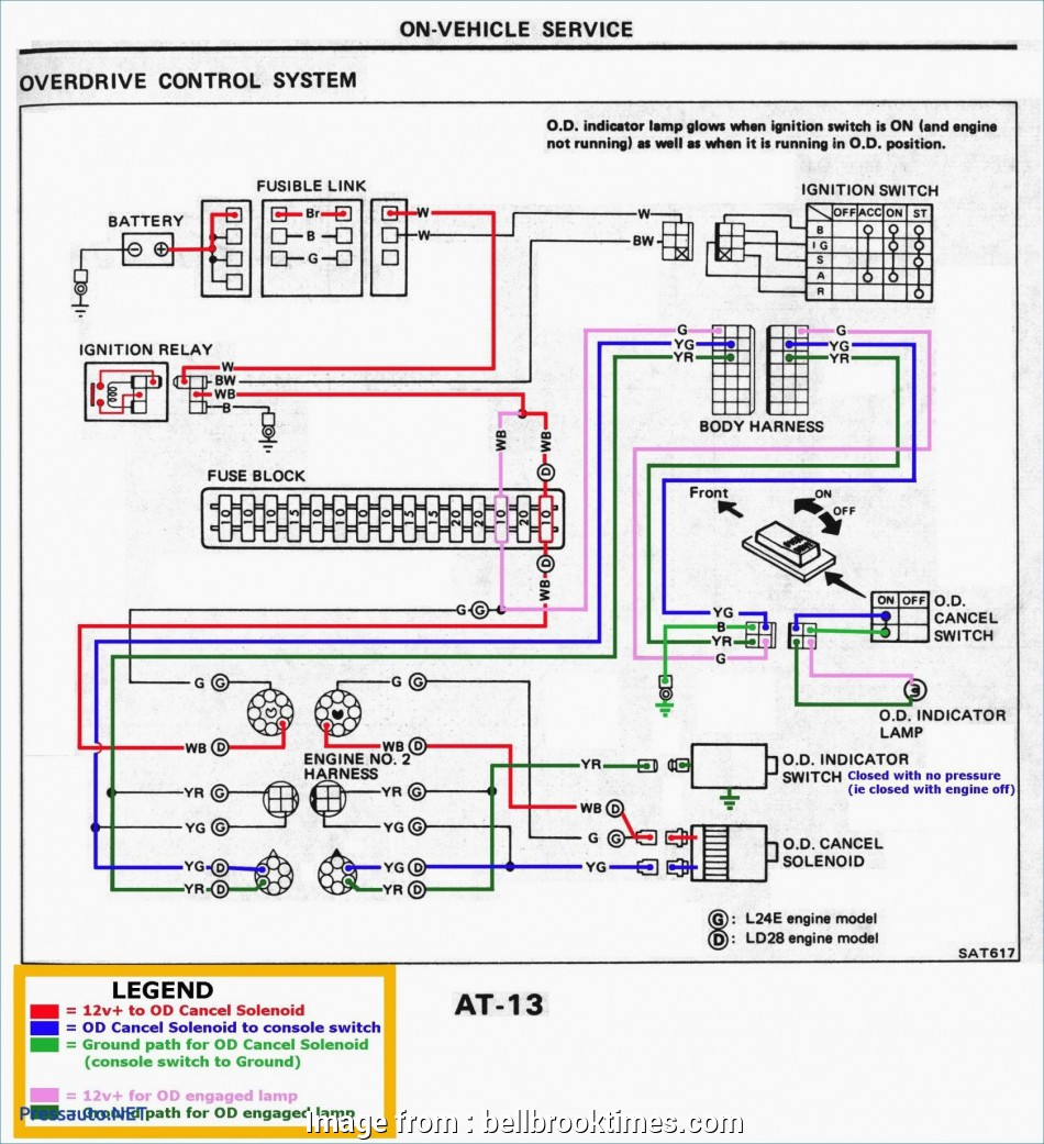 13 Popular Mopar Starter Relay Wiring Diagram Pictures