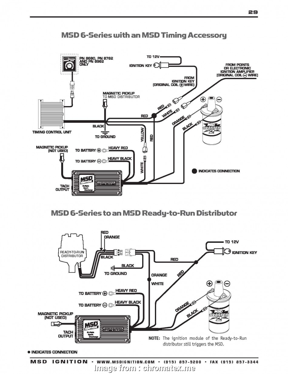 Msd 6a Wiring Diagram Hei Most Msd 6a Wiring Diagram Gm