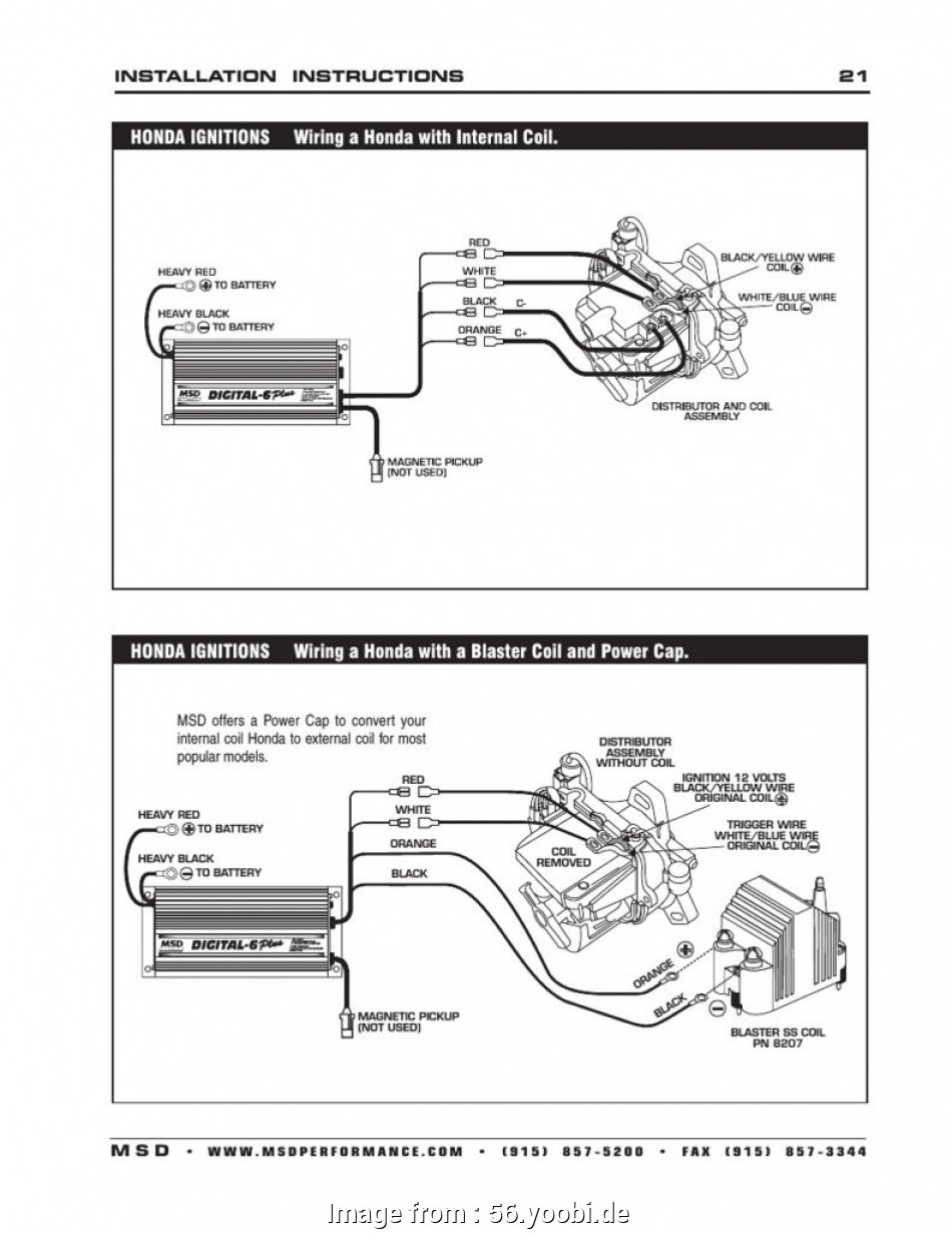 Msd Ignition 6Al Wiring Diagram from tonetastic.info
