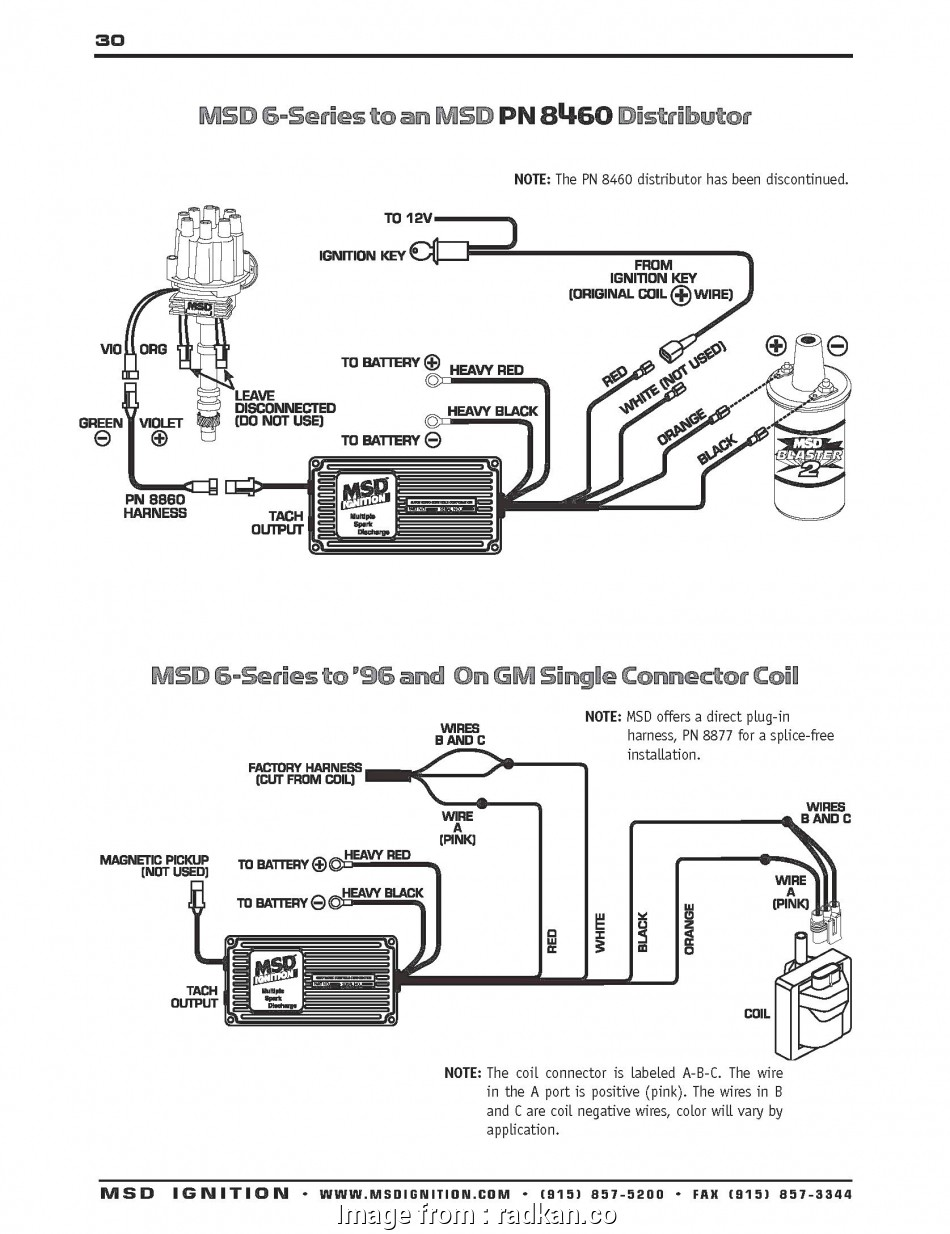 msd 6al wiring diagram hei distributor msd, wiring, electrical wiring diagrams rh wiringforall today, 6al wiring diagram chevy, msd, hei wiring diagram 9 Cleaver Msd, Wiring Diagram, Distributor Solutions