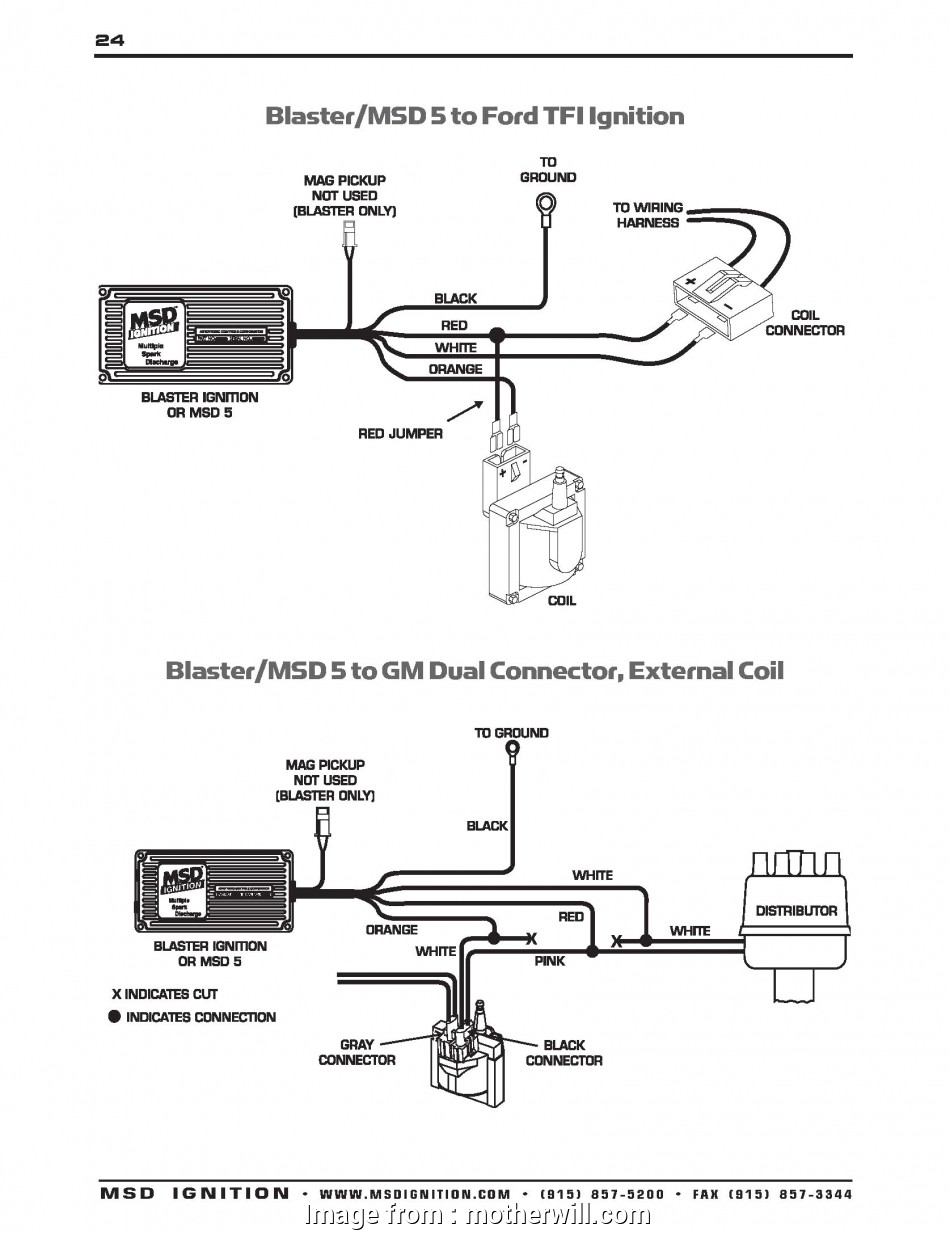 msd 6al wiring diagram mustang 5.0 Ford Mustang, 6al Wiring Diagram Best Of, Step 4 9 New Msd, Wiring Diagram Mustang 5.0 Collections