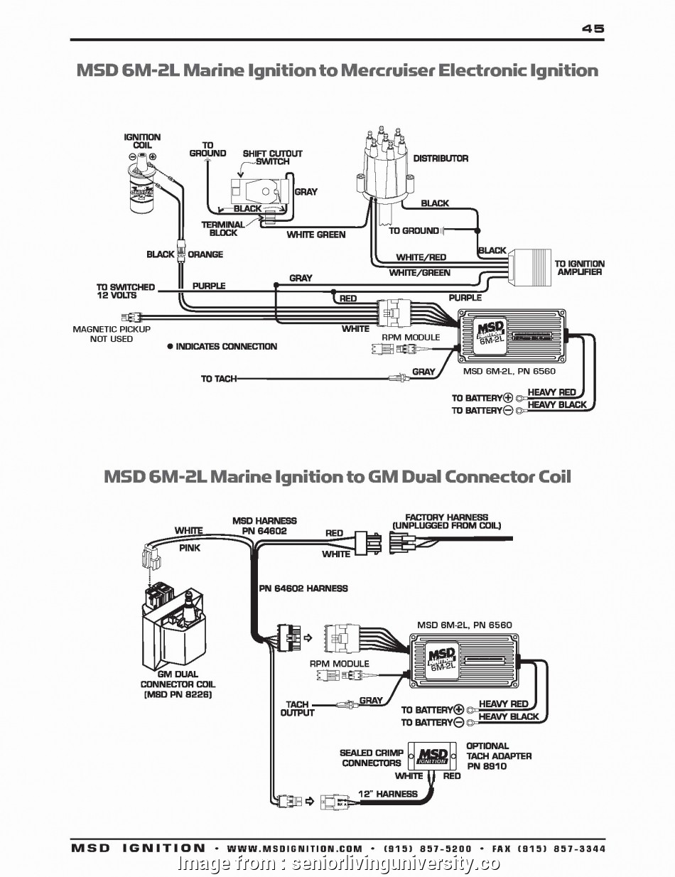 Diagram  The Ins And Outs Of An Msd Ignition System
