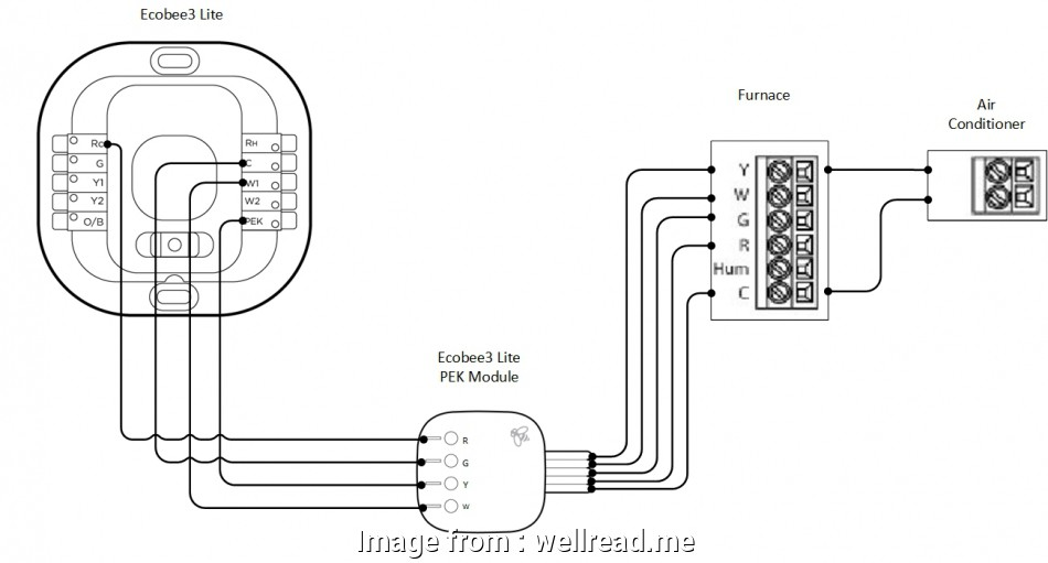 Nest Smart Thermostat Wiring Diagram Creative Ecobee3