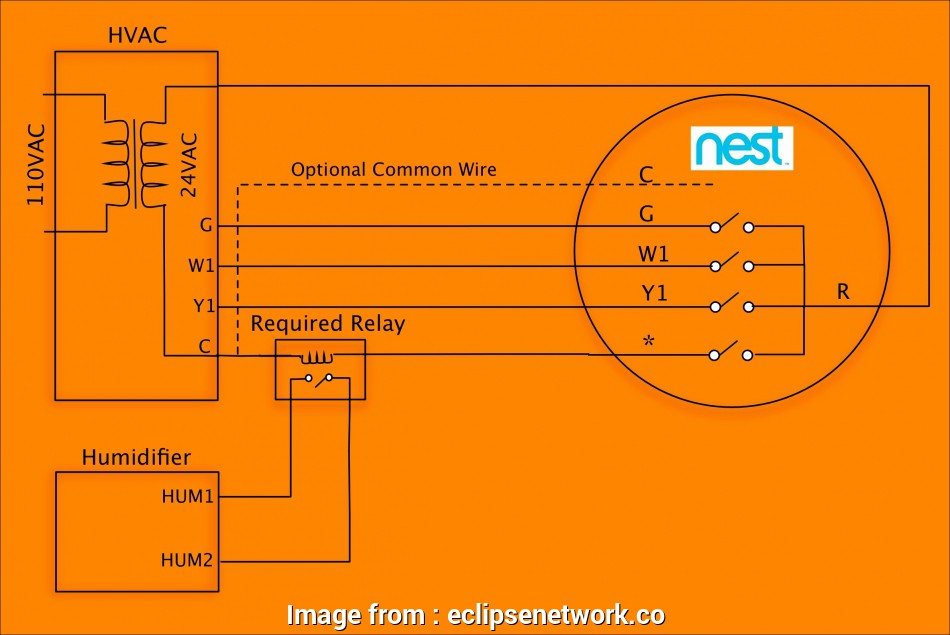 Nest Thermostat, 3 Wiring Diagram Top Nest, Generation ... on