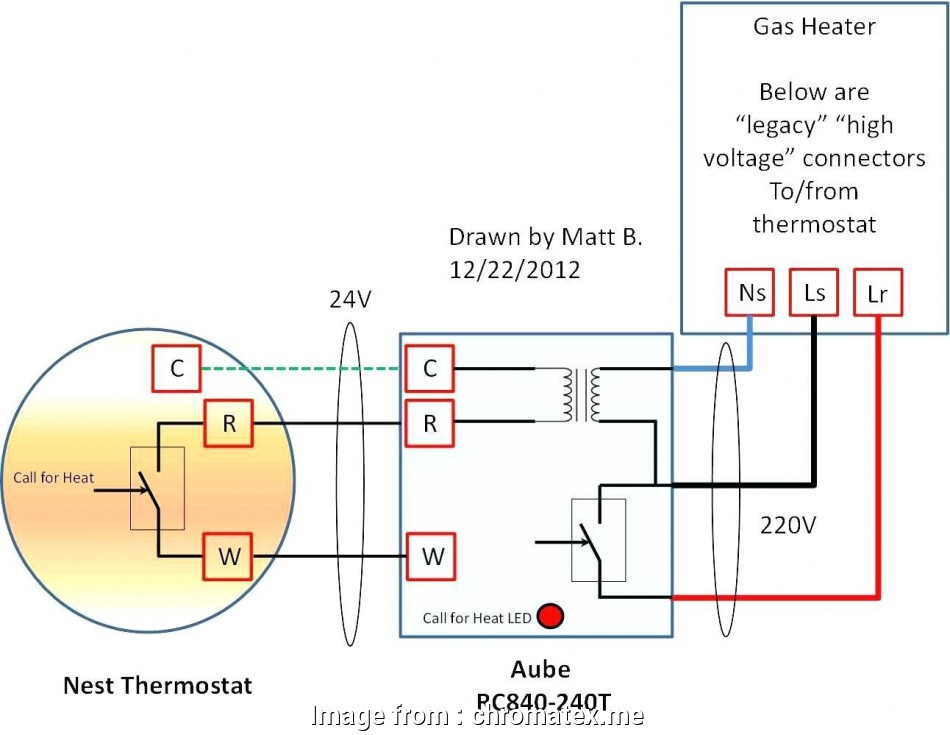 Wiring Diagram Nest Thermostat from tonetastic.info