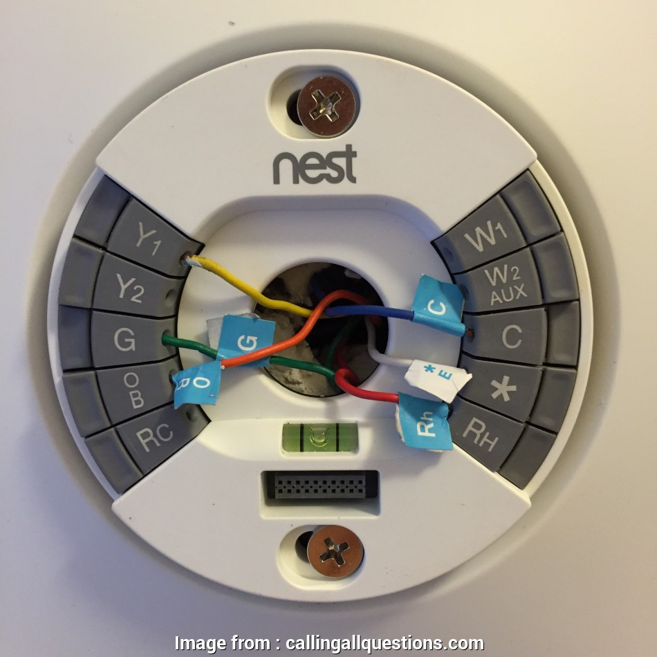 Nest Wiring Diagram Heat Pump New Nest Wiring Diagram Heat