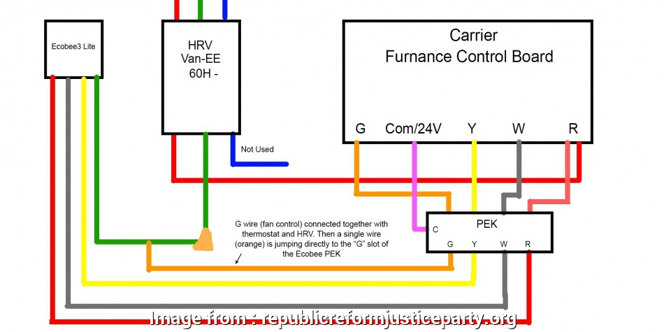 Nest Wiring Diagram Humidifier Best Ecobee Thermostat Wiring Diagram on