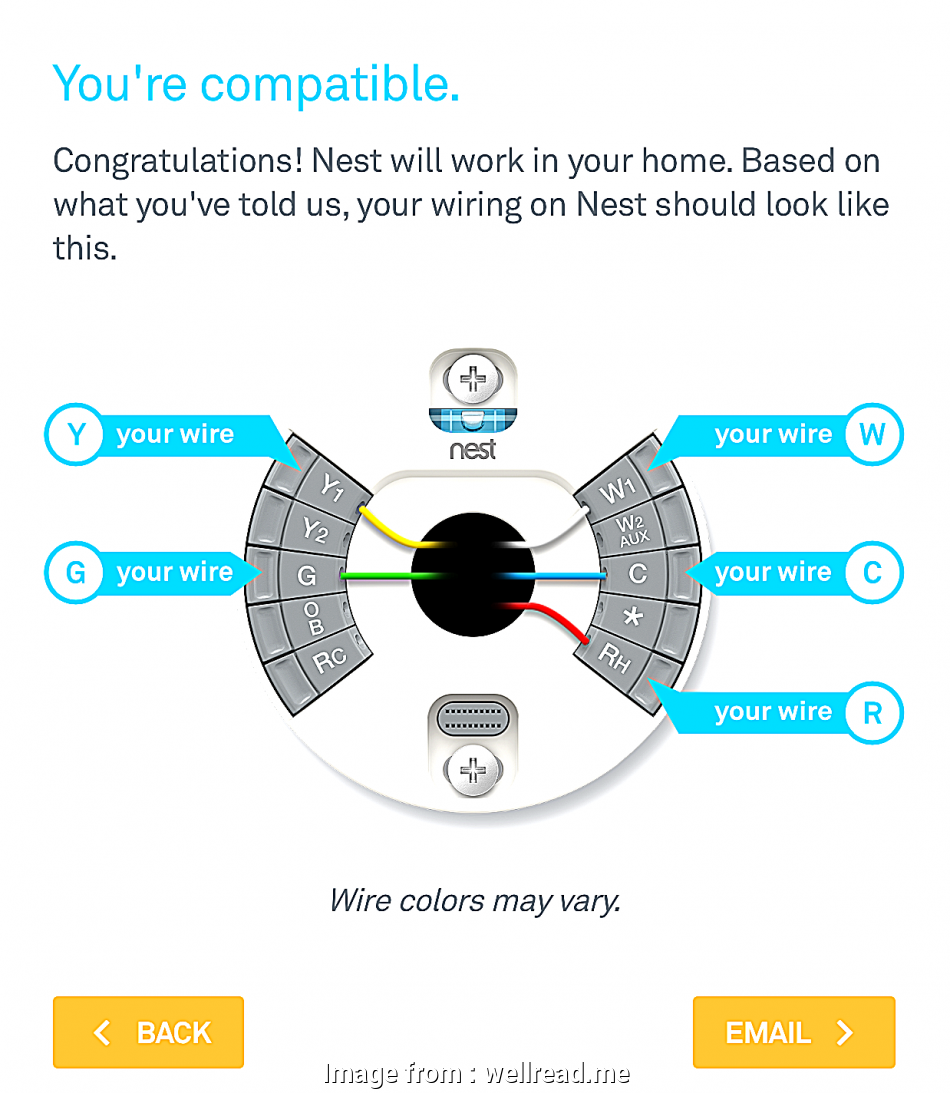 nest wiring diagram rc or rh house wiring diagram, gen nest thermostat  adorable blurts me