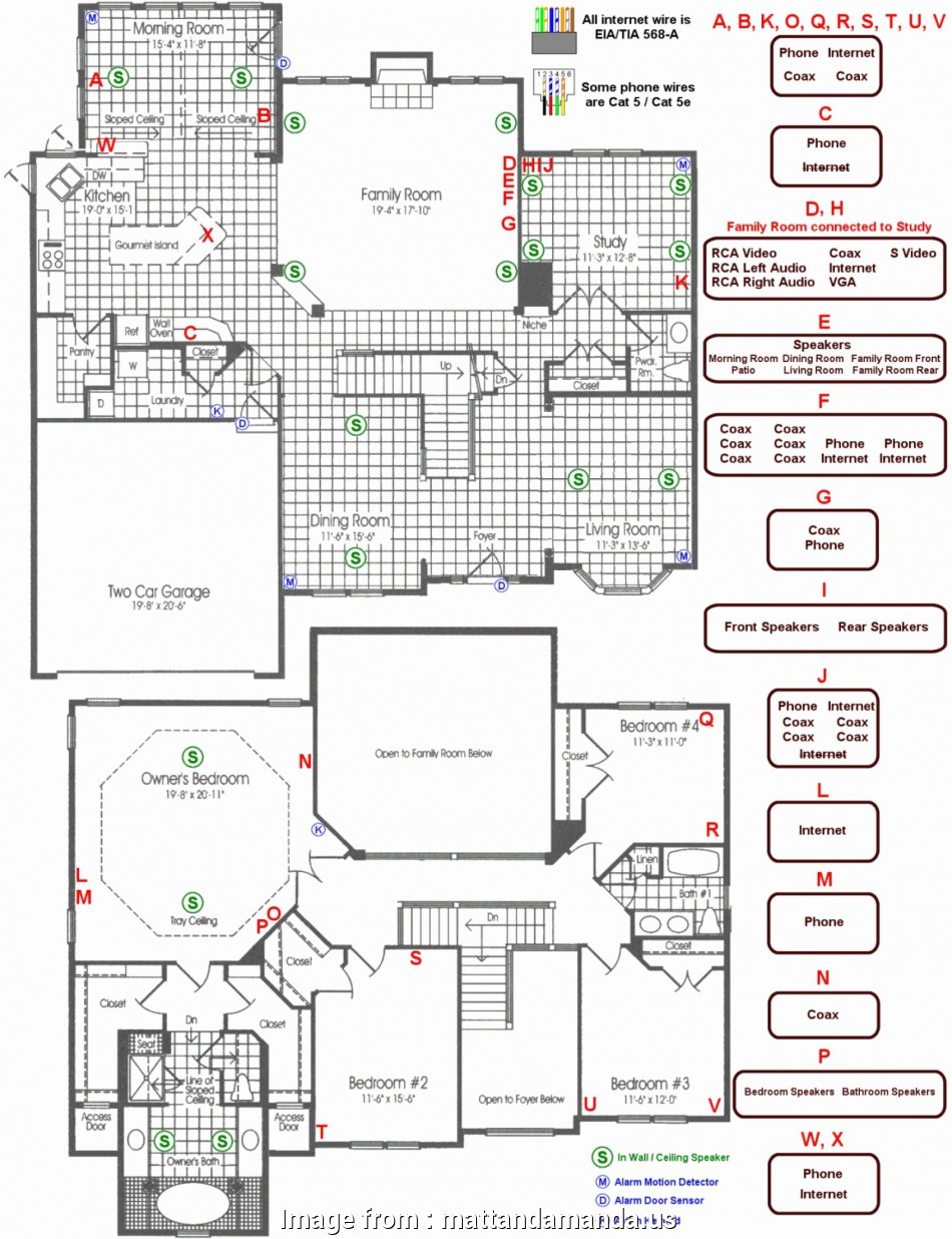 Living Room Electrical Diagram - Wiring Diagrams on