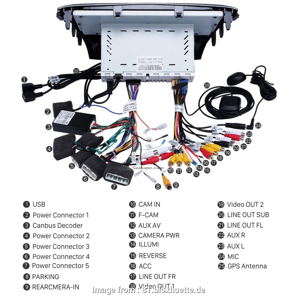 Nissan Qashqai Radio Wiring Diagram | Wiring Diagram on