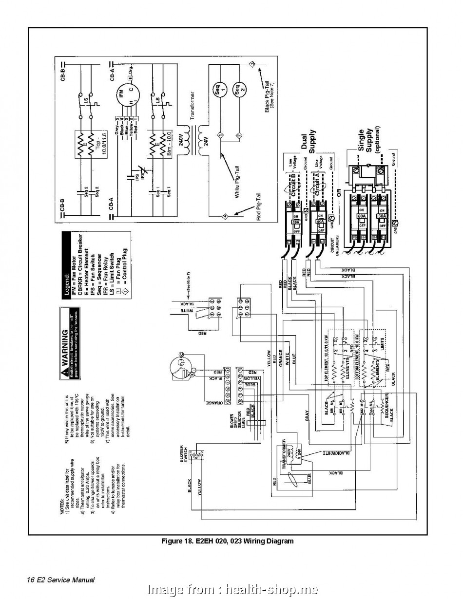 Oil Furnace Thermostat Wiring Diagram Simple Nordyne Wiring Diagram Electric Furnace Best Of