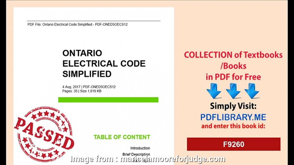 ontario electrical code wire size calculator Ontario electrical code simplified, download 8 Perfect Ontario Electrical Code Wire Size Calculator Pictures