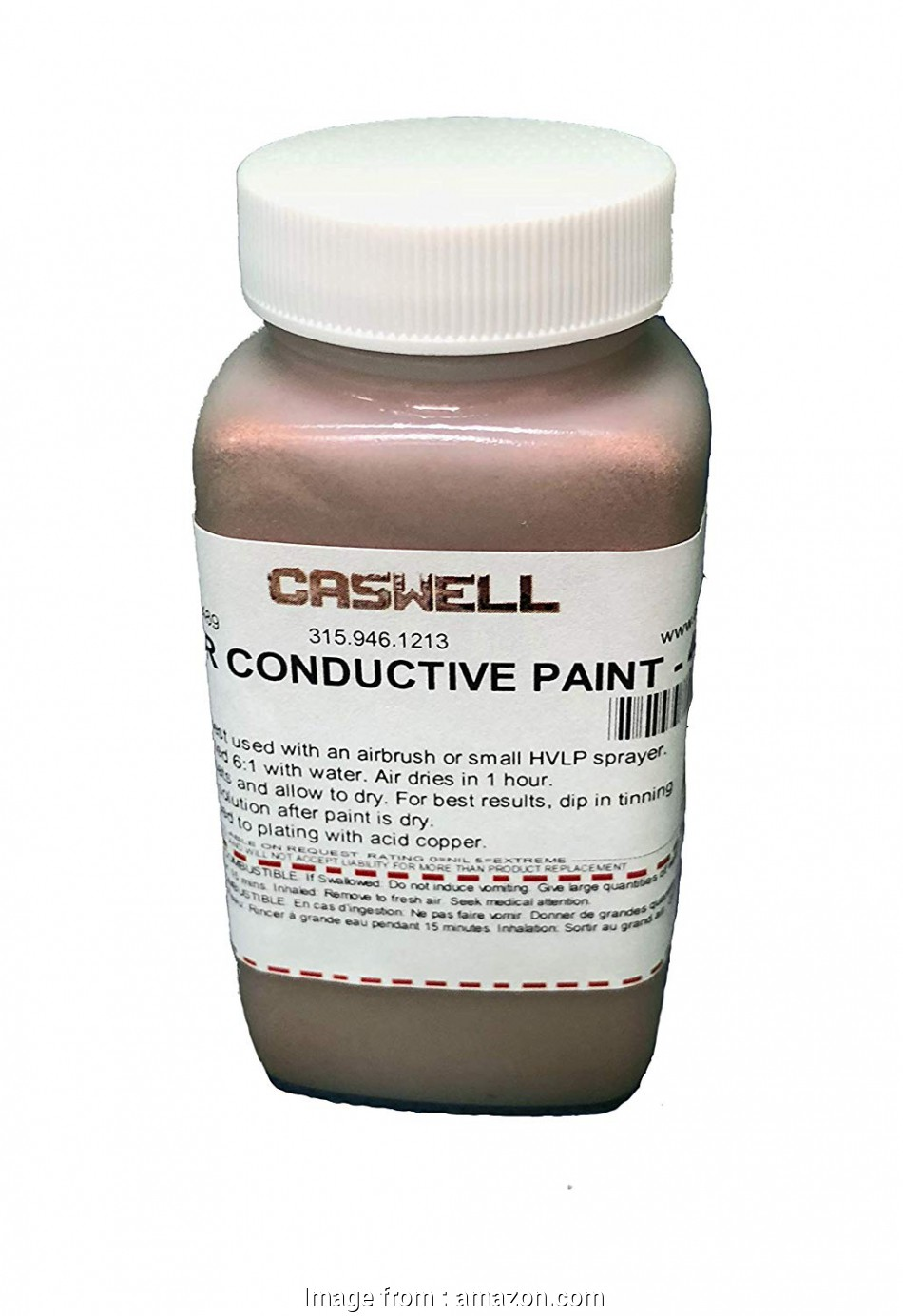paint on copper electrical wire Caswell Copper Conductive Paint, 4oz 11 Nice Paint On Copper Electrical Wire Ideas