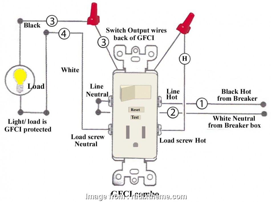 Switch And Plug Wiring Diagram from tonetastic.info