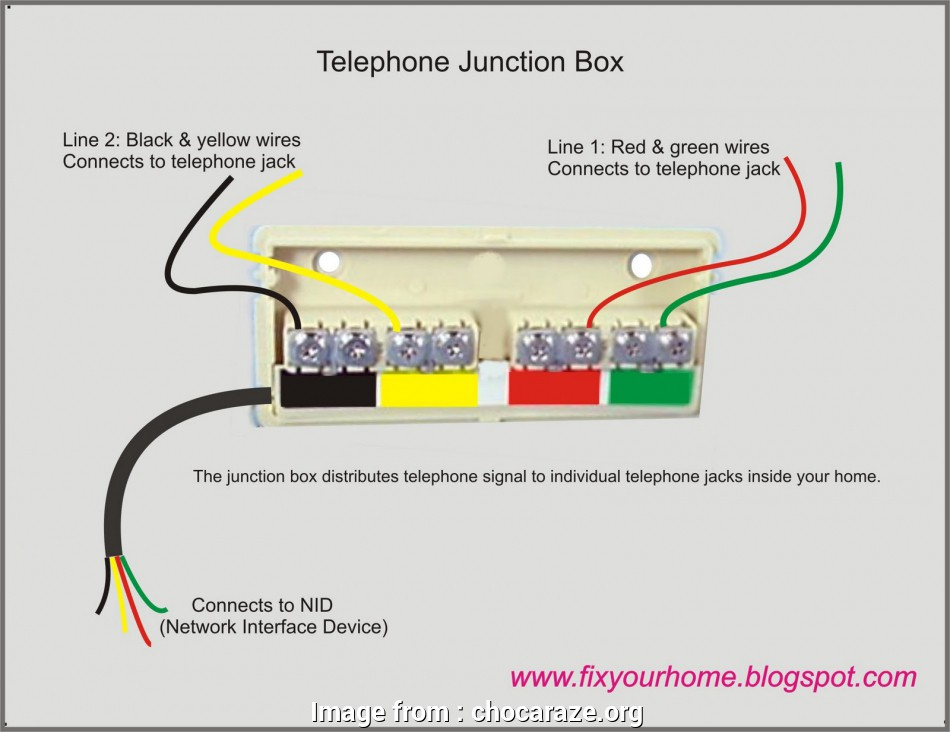 phone line wiring diagram 4 Wire Phone Jack Wiring Diagram Best Of Telephone On Phone Wire Diagram 11 Fantastic Phone Line Wiring Diagram Ideas