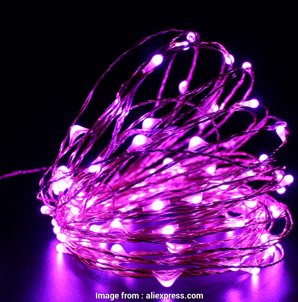 pink christmas tree lights white wire 2M 20, Battery Operated Copper String Lights Fairy Lights Ultra Thin String Wire, DIY Christmas Trees Lighting Decorative-in, String from Lights 16 Popular Pink Christmas Tree Lights White Wire Galleries