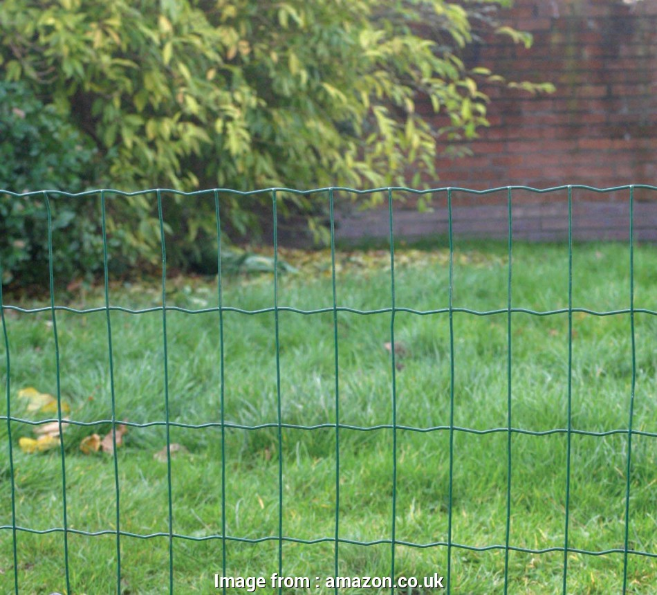 plastic coated wire mesh uk PVC Coated Wire Garden Fence, x 1.2m: Amazon.co.uk: Garden & Outdoors 9 Nice Plastic Coated Wire Mesh Uk Photos