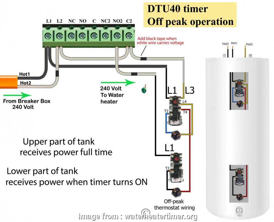 protech thermostat wiring diagram how to wire water heater thermostats  protech thermostat wiring diagram top how