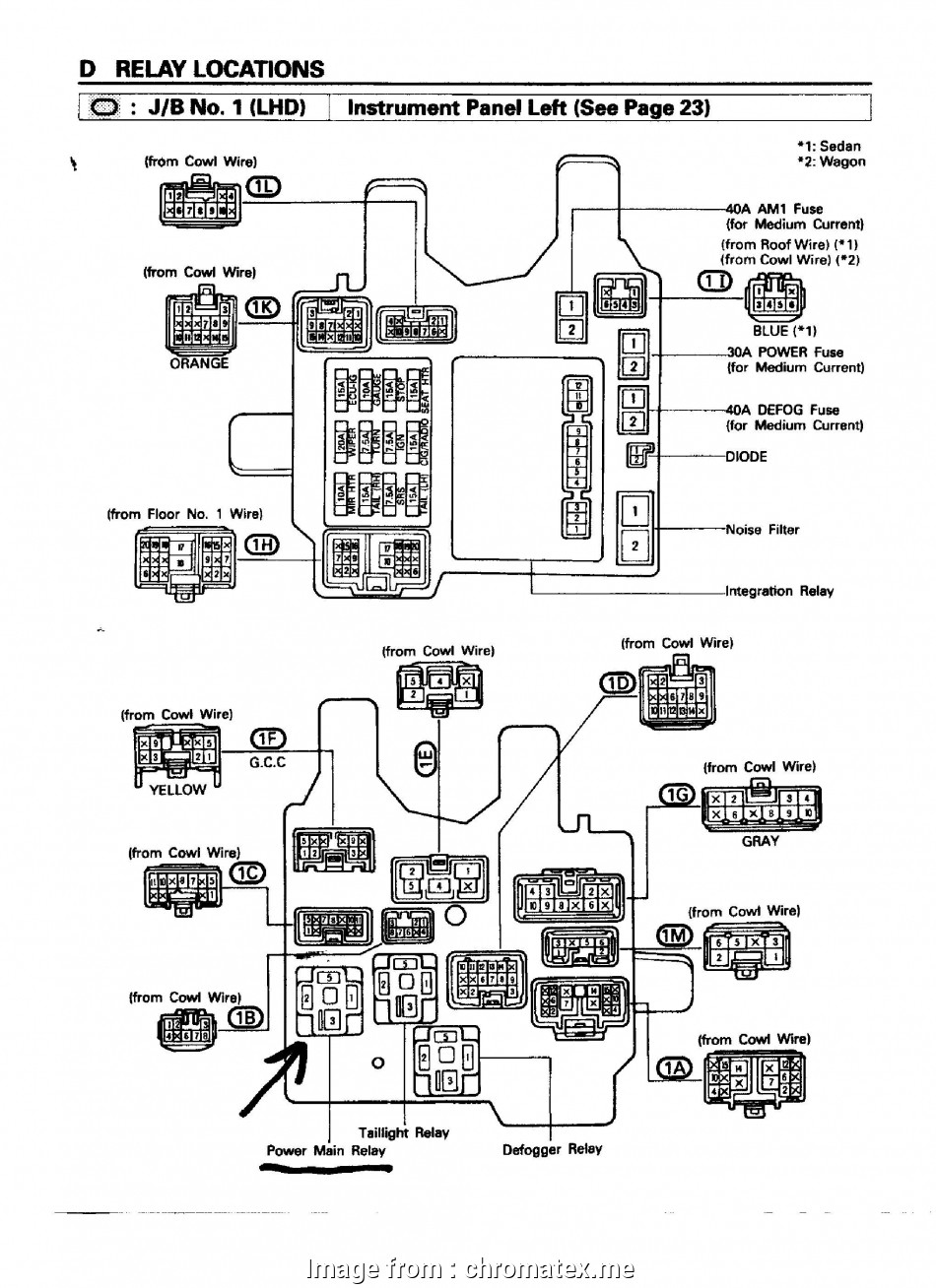 Rav4 Electrical Wiring Diagram Cleaver 2007 Camry