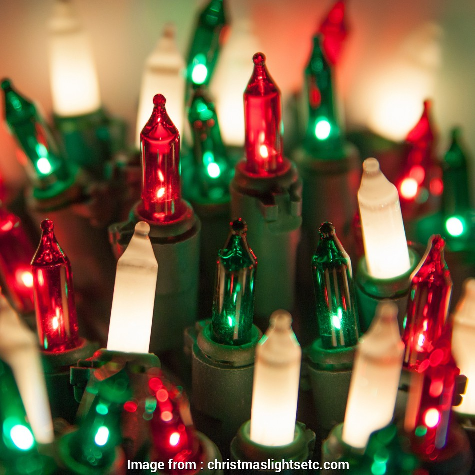red christmas lights with white wire Commercial Mini Lights 16 Creative Red Christmas Lights With White Wire Images