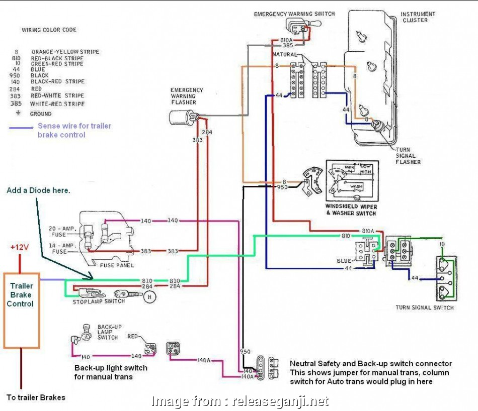 13 Popular Reese Trailer Brake Controller Wiring Diagram
