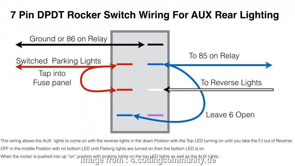 reverse light switch wiring diagram Reverse Light Wiring Diagram Best Of Dpdt Data Beauteous 13 Top Reverse Light Switch Wiring Diagram Collections
