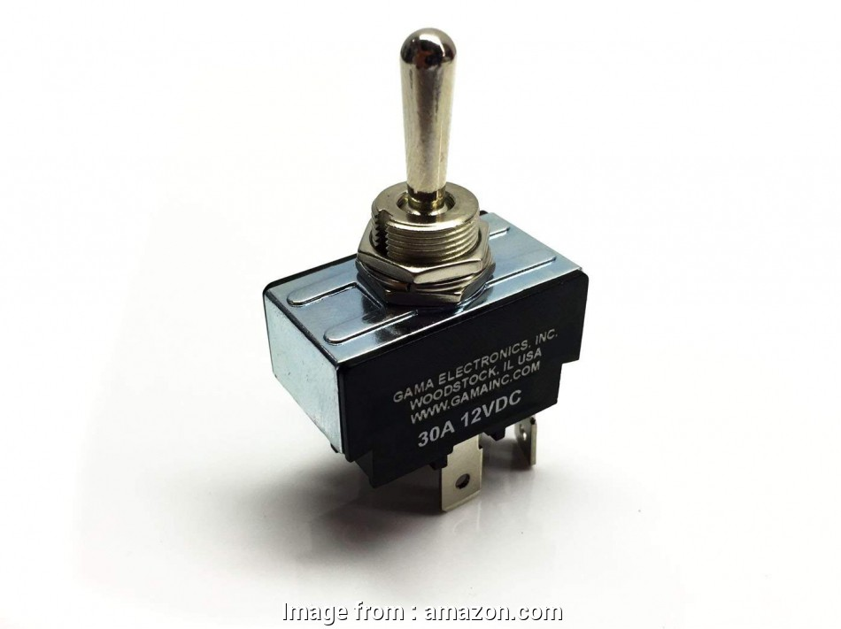 reverse polarity toggle switch wiring Amazon.com: GAMA Electronics 30, Toggle Switch 3 Position Reverse Polarity DC Motor Control- Maintained: Automotive 9 Most Reverse Polarity Toggle Switch Wiring Galleries