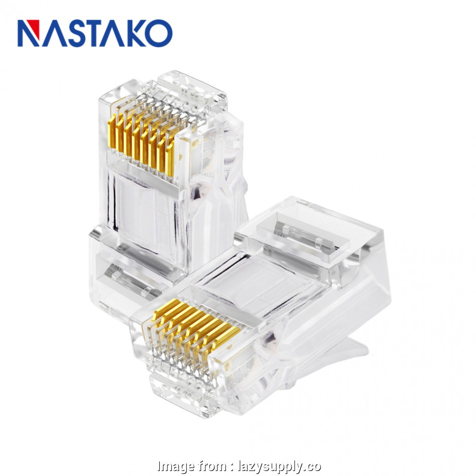 rj45 jack wiring diagram nastako 50 100x cat5e cat6 connector rj45 connector  ez rj45 cat6 rh