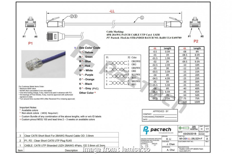 Rj45 To  Cable Wiring Diagram Best Rs232 Ethernet Cable