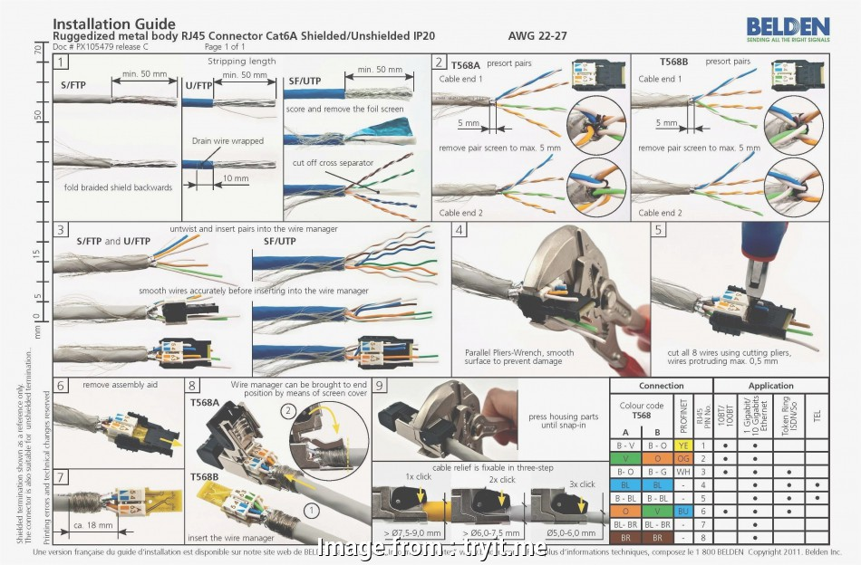 Ce Tech Ethernet Wall Plate Wiring Diagram from tonetastic.info