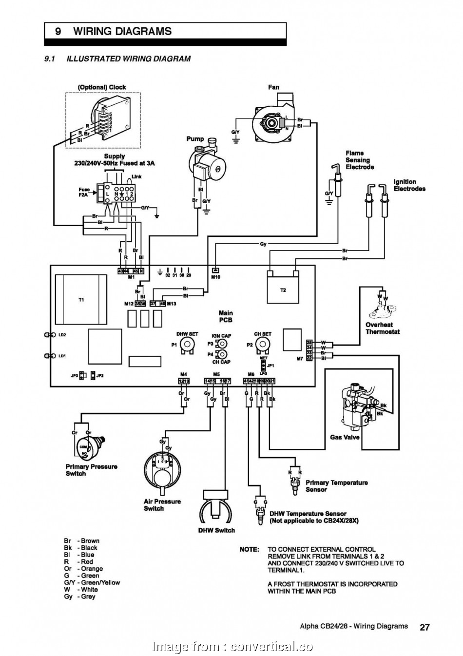 Salus Wireless Thermostat Wiring Diagram Cleaver Salus