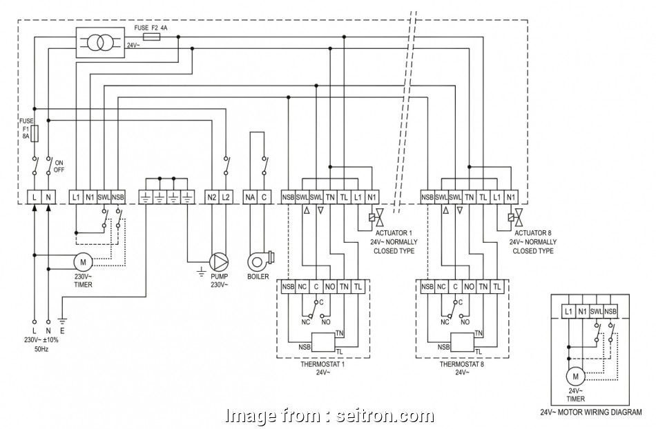 seitron thermostat wiring diagram nice contacts rating  pump 5a 250v