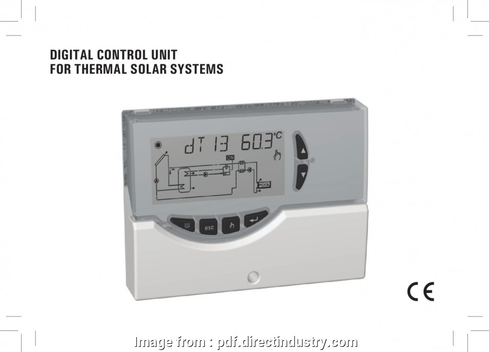 Seitron Thermostat Wiring Diagram Cleaver Digital Control
