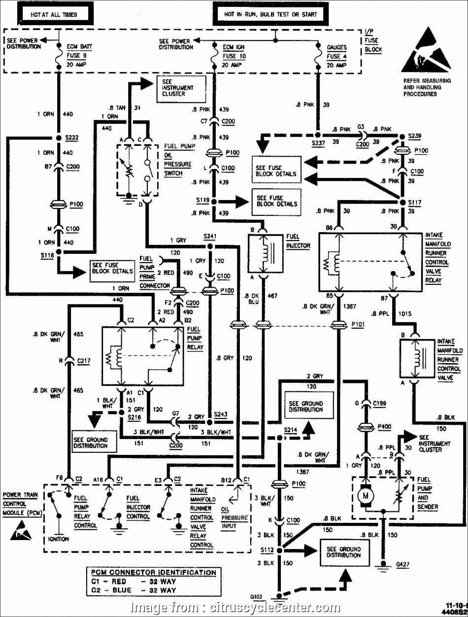 Starter Relay Wiring Diagram