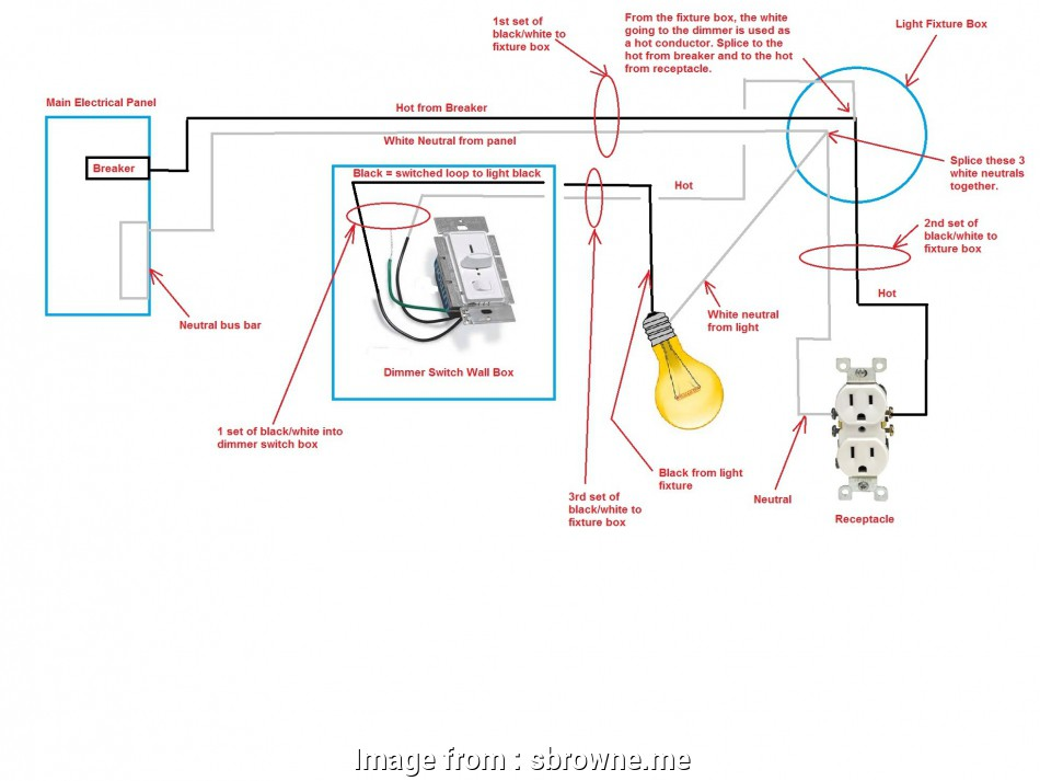 Single Gfci Outlet Wiring Diagram Most Wiring Diagram
