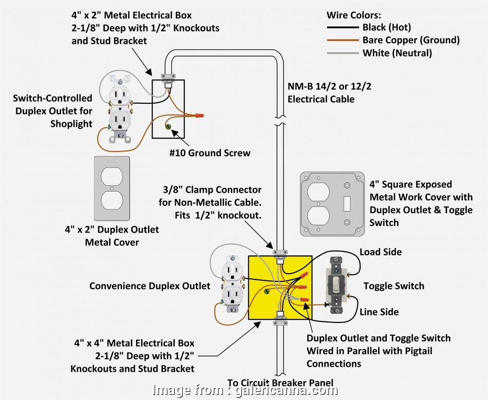 single pole double switch wiring Wiring Diagram, Single Pole Switch with Pilot Light Refrence 14 Simple Single Pole Double Switch Wiring Images