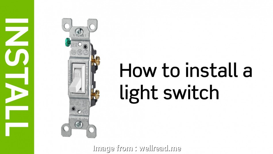 Single Pole Switch With Pilot Light Wiring Best Leviton