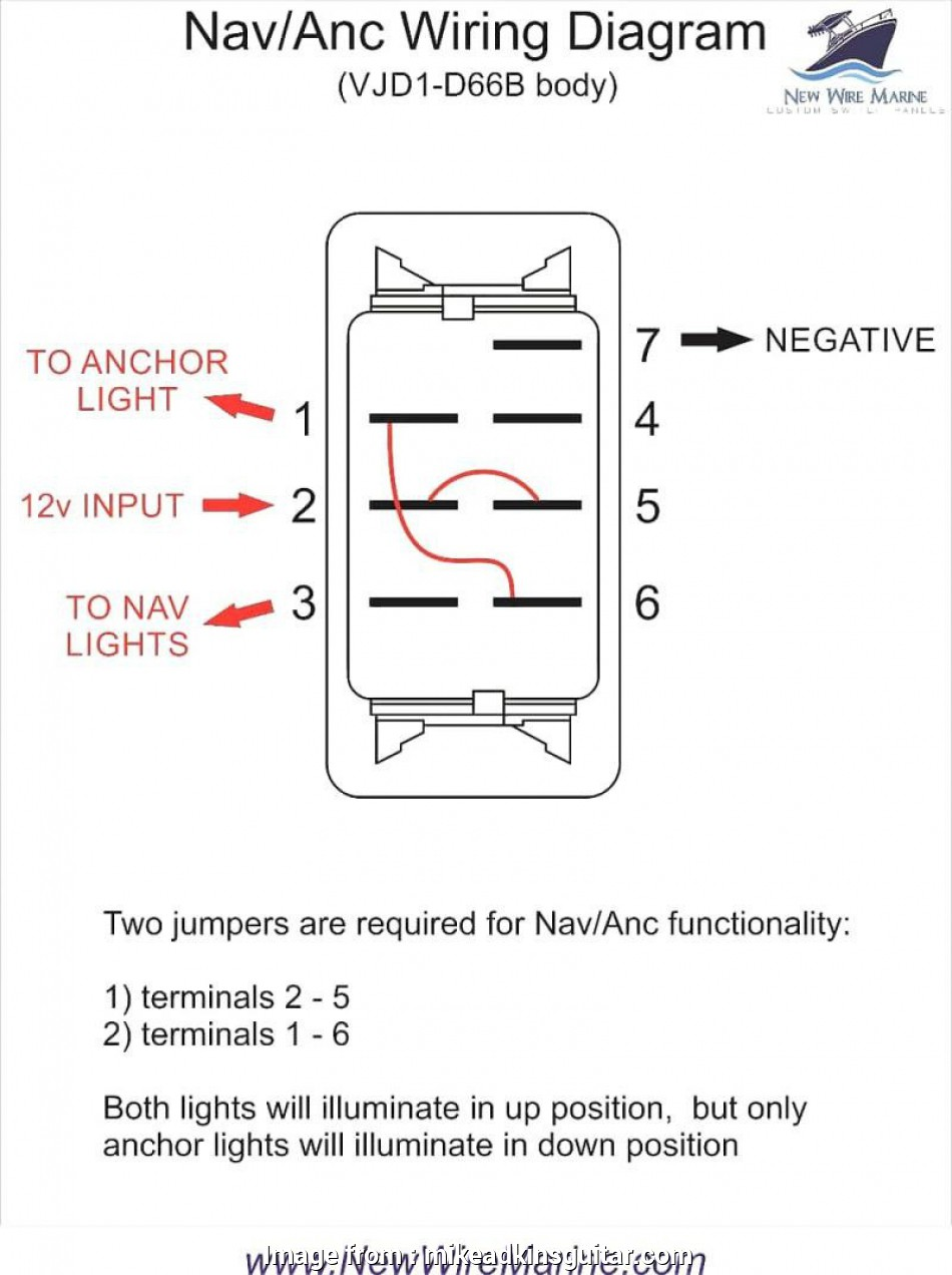 Carling Switches Wiring Diagram from tonetastic.info